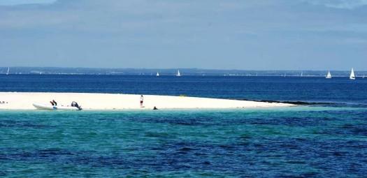 Louer un voilier à Port La Forêt pour explorer les Glénan