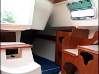 Location de voilier Jeanneau SUN 2500 dériveur lesté