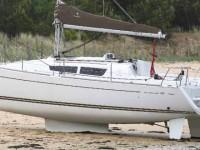 Location de voilier Jeanneau SUN ODYSSEY 30 i dériveur lesté