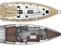 Location de voilier Bavaria BAVARIA 40