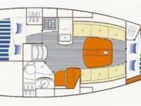 Location de voilier Bénéteau FIRST 31.7