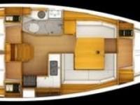 Location de voilier Jeanneau SUN ODYSSEY 379 DL -2012