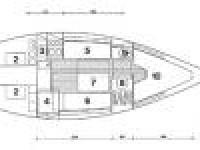 Location de voilier Bénéteau FIRST 25 S