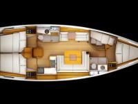 Location de voilier Jeanneau SUN ODYSSEY 439- 2015