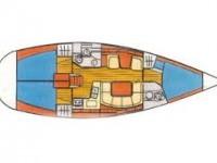 Location de voilier Jeanneau SUN ODYSSEY 40.3 Q