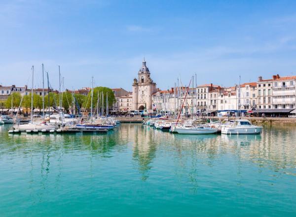 Location de voilier - Le port de La Rochelle
