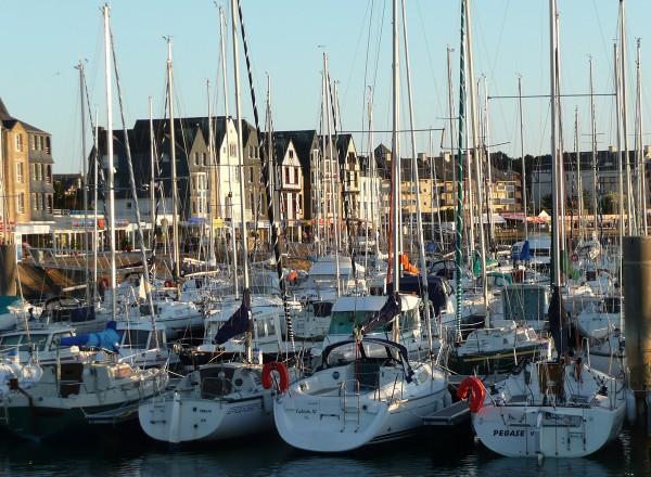 Location de voilier - Le port du Crouesty