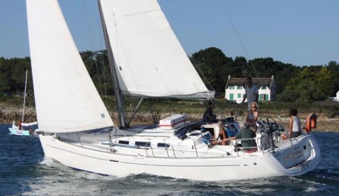 Location de voilier Port-la-Forêt
